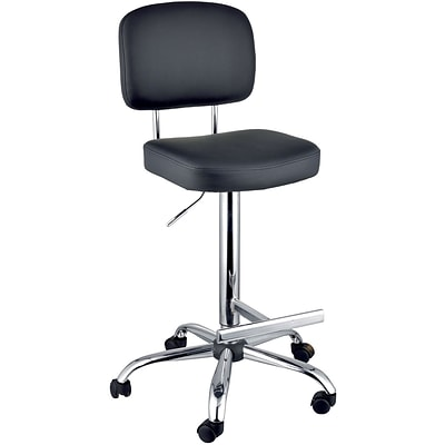 Marco Chelsea Tall Office Chair Black