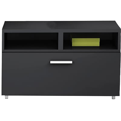Mayline® E5 Series Collection 30W Lateral File; Raven
