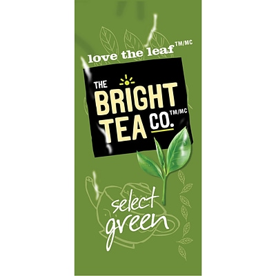 MARS DRINKS™ Flavia® The Bright Tea Co.™ Select Green Tea Freshpacks 100/Ct