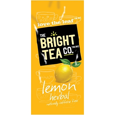 MARS DRINKS™ Flavia® The Bright Tea Co.™ Lemon Herbal Tea Freshpacks 100/Ct