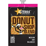 FLAVIA® ALTERRA® Donut Shop Blend Coffee Freshpacks, 100/Carton (MDRA200)