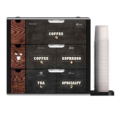Mars Drinks Flavia 3 Drawer Coffee Shop Merchandiser Quill
