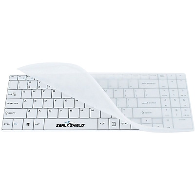 Sealshield Replacement Cover for Seal Shield SSKSV099 Series Keyboards, Clear