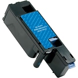 Quill Brand Remanufactured Dell 1660 Cyan Laser Toner Cartridge (100% Satisfaction Guaranteed)