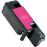 Quill Brand® Remanufactured Dell 1660 Magenta Laser Toner Cartridge (Lifetime Warranty)