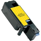 Quill Brand® Remanufactured Dell 1660 Yellow Laser Toner Cartridge (Lifetime Warranty)