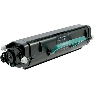Quill Brand Remanufactured Lexmark E260 Black Laser Toner Cartridge (100% Satisfaction Guaranteed)