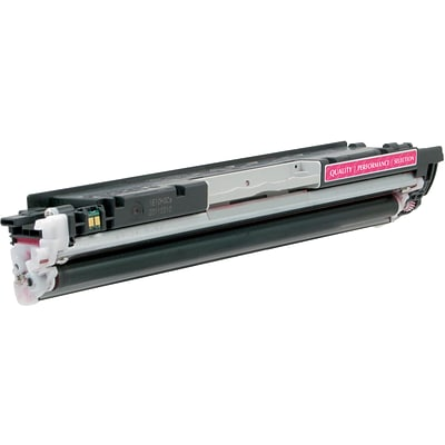 Quill Brand Remanufactured HP 130A Magenta Laser Toner Cartridge (100% Satisfaction Guaranteed)