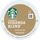 Keurig® K-Cup® Starbucks® Veranda Blend Coffee, Regular, 24/Pack