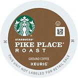 Keurig® K-Cup® Starbucks® Pike Place® Roast...