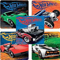 Classic Hot Wheels Stickers