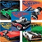 "SmileMakers® Classic Hot Wheels™ Stickers; 2-1/2""H x 2-1/2""W, 100/Roll"