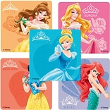 "SmileMakers® Disney Princess Stickers; 2-1/2""H x 2-1/2""W, 100/Box"