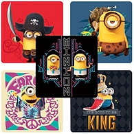 Minions Movie Stickers