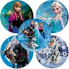 "SmileMakers® Frozen Movie Stickers; 2-1/2""H x 2-1/2""W, 100/Box"
