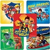 "SmileMakers® Paw Patrol Stickers; 2-1/2""H x 2-1/2""W, 100/Roll"