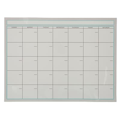 Office by Martha Stewart™ Dry Erase Monthly Calendar (44377)
