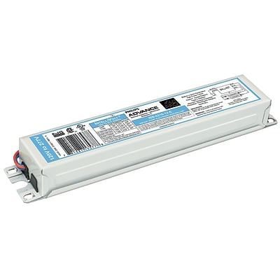Philips Advance Fluorescent Electronic Sign Ballast, T8/T12HO 4-6 Lamp