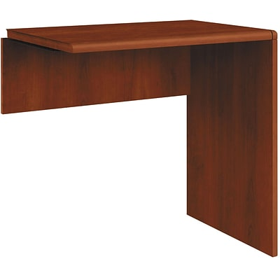 HON® 10700 Series Office Suite in Cognac; 30 Right Return w/ Modesty Panel