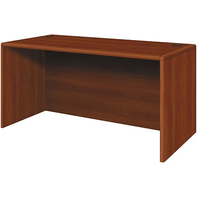 HON® 10700 Series in Cognac; 60 Desk Shell