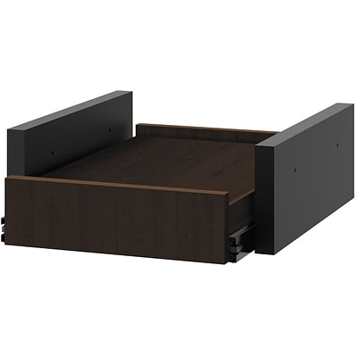 HON® Hospitality Series in Mocha; Cabinet Sliding Shelf