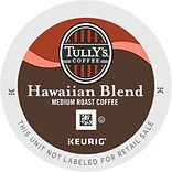 Tullys Coffee Hawaiian Blend K-Cup®, 24/Bx