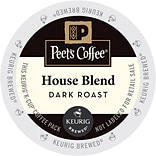 Keurig K-Cup Peets House Blend Regular 22/Pack (6546)