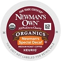 Newmans Own® Organics Special Decaf Coffee K-Cup®, 24/Box