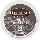 Celestial Seasonings® K-Cup® Pods, English ...