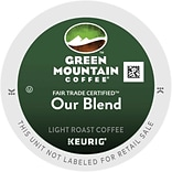 Green Mountain Coffee® Our Blend K-Cup®, 24/Bx