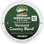 Green Mountain® Vermont Country Blend K-Cup®, 24/Bx