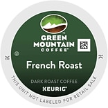 Green Mountain® French Roast K-Cup® 24/Bx