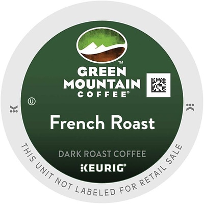 Keurig® K-Cup® Green Mountain® French Roast Coffee, Regular, 24 Pack