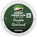 Green Mountain® Double Black Diamond™ Extra Bold K-Cup, 24/Bx