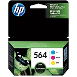 HP 564 (N9H57FN) CMY Ink Cartridge Multi-pack (3 cart per pack)
