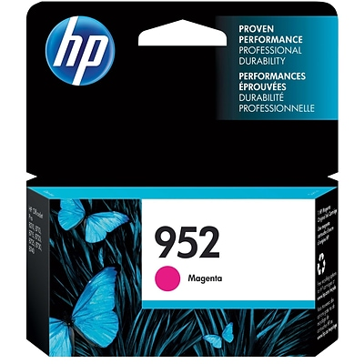 HP 952 Magenta Ink Cartridge (L0S52AN#140)