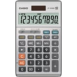 Casio® JF-100BM Solar Plus Calculator