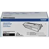 Brother TN 890 Black Toner Cartridge, Ultra High Yield