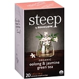 Steep by Bigelow Organic Oolong and Jasmine...