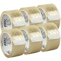 Quill 1.9 Mil Hot Melt Packaging Tape; Clear, 110 yds