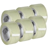 Quill Clear Acrylic Packaging Tape; 110 yds...