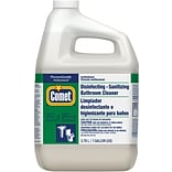 Comet® Disinfecting Sanitizing Bathroom Cleaner, 1 Gallon, 3/CT