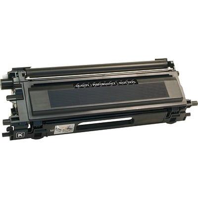 Quill Brand Remanufactured Toner Cartridge Brother TN110 Black (100% Satisfaction Guaranteed)