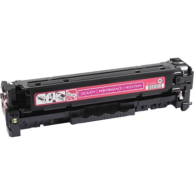 Quill Brand Remanufactured Toner Cartridge HP 312A Magenta (100% Satisfaction Guaranteed)