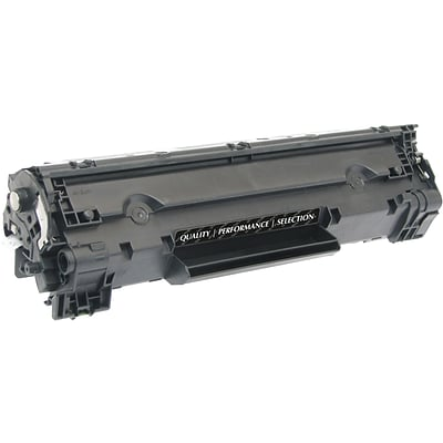 Quill Brand Remanufactured Toner Cartridge Canon 137 Black (100% Satisfaction Guaranteed)