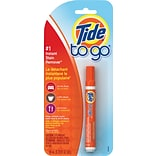 Tide® To Go Stain Remover Pen, .338oz Pen, 6/CT