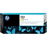 HP 727 300-ml Yellow DesignJet Ink Cartridge (F9J78A)