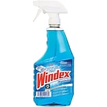 Windex® Glass Cleaner With Ammonia, 32 Oz., 12/Ct