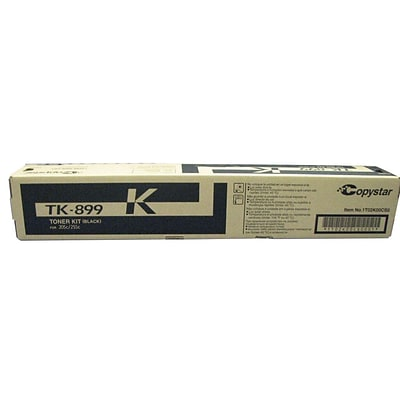 Kyocera KYOTK899K Black Toner Cartridge