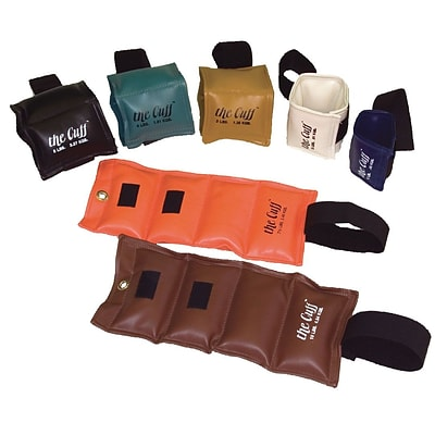 The Original Cuff® Ankle and Wrist Weight; 7-Piece Set